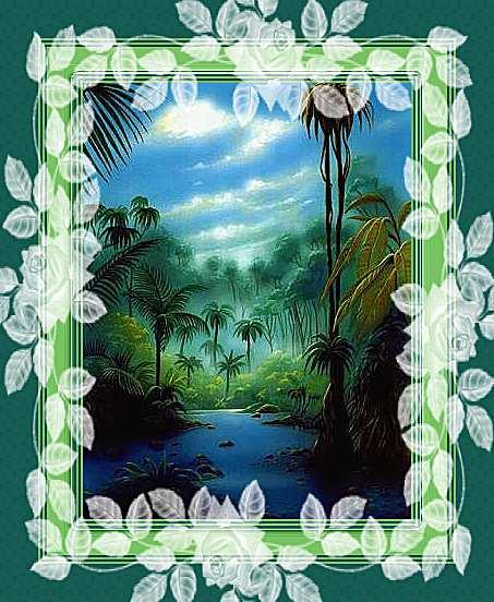paysages divers, fleurs