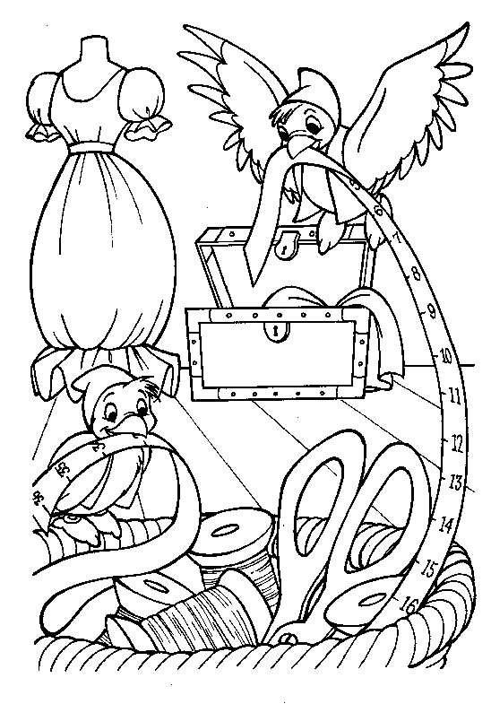 Colo dessins annime disney page 3 - Dessin a imprimer cendrillon ...